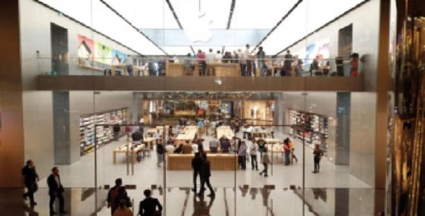 İstanbul Apple Store Türkiye Mağazası Zorlu Center