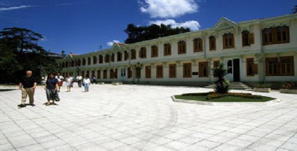 İstanbul Yıldız Sarayı