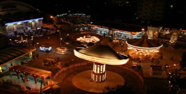 İstanbul Bostancı Lunapark