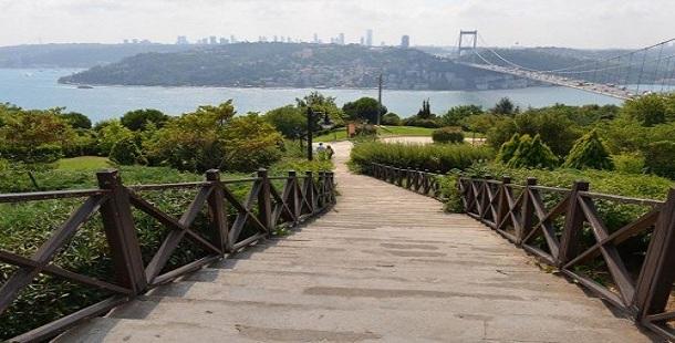 İstanbul Fatih Korusu Tema Vehbi Koç Doğa Kültür Merkezi