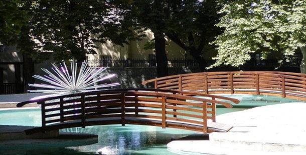 İstanbul Gülhane Parkı Setüstü Çay Bahçesi Cafe