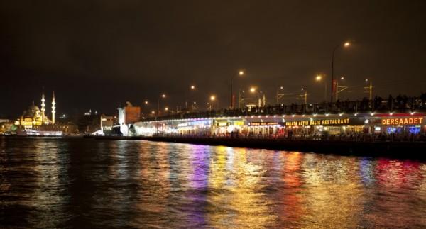İstanbul Galata Köprüsü
