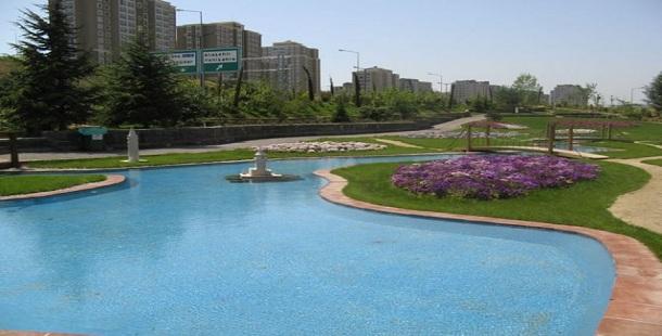 İstanbul Nezahat Gökyiğit Botanik Bahçesi
