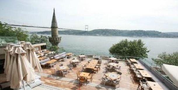 İstanbul Seyir Terrace Rumelihisarı