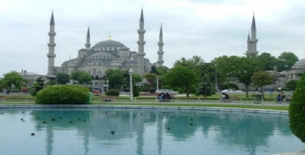 İstanbul Sultan Ahmet Camii