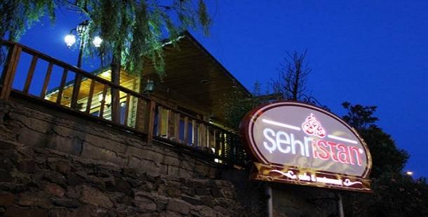 İstanbul Şehristan Cafe & Restaurant – Şellale Cafe – Hasbahçe – Şehristan Lunapark Dörtlüsü