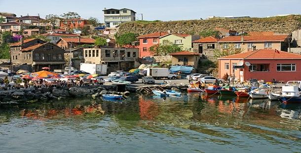 İstanbul Garipçe Köyü