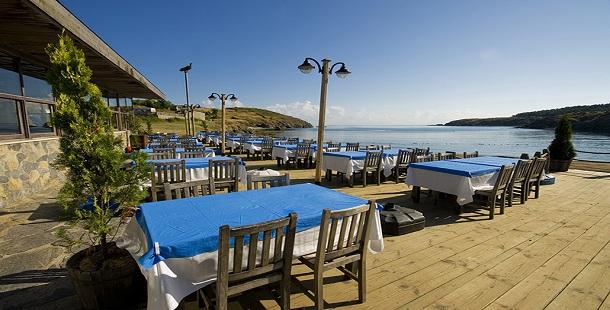 İstanbul Uzunya Beach Restaurant