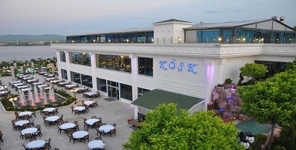 Ankara Gölbaşı Köşk Restaurant