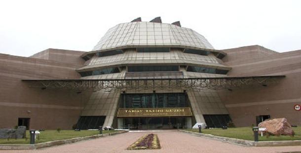 Ankara Tabiat Tarihi Müzesi