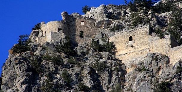 Kıbrıs Bufavento Kalesi