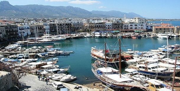 Kıbrıs Girne Yat Limanı