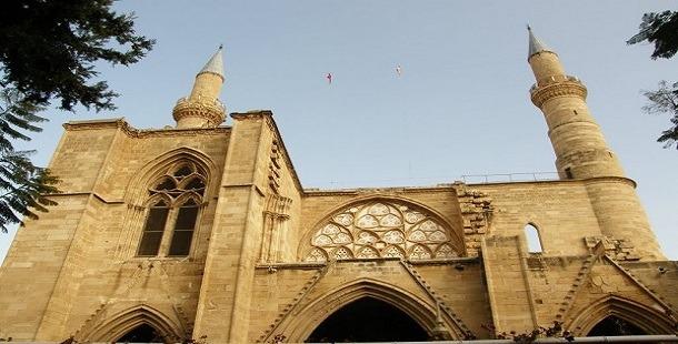 Kıbrıs Selimiye Camii