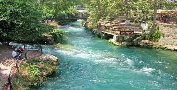 Mersin Tarsus Şelalesi