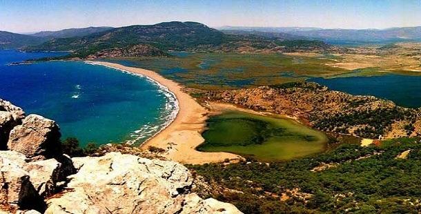 Muğla İztuzu Plajı
