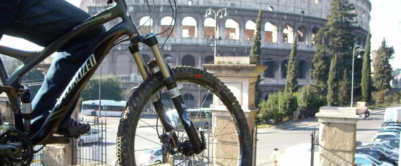 Özel Yarım Gün Bisiklet Turu:Kolezyum,Pantheon & Dahası