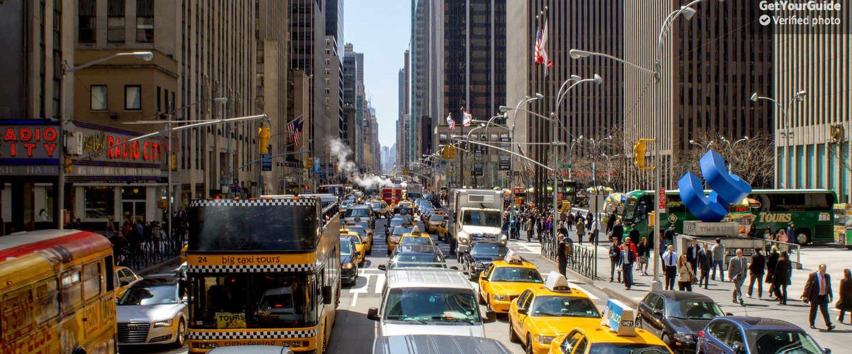 24, 48 veya 72 Saatlik New York İndi-Bindi Otobüs Turu