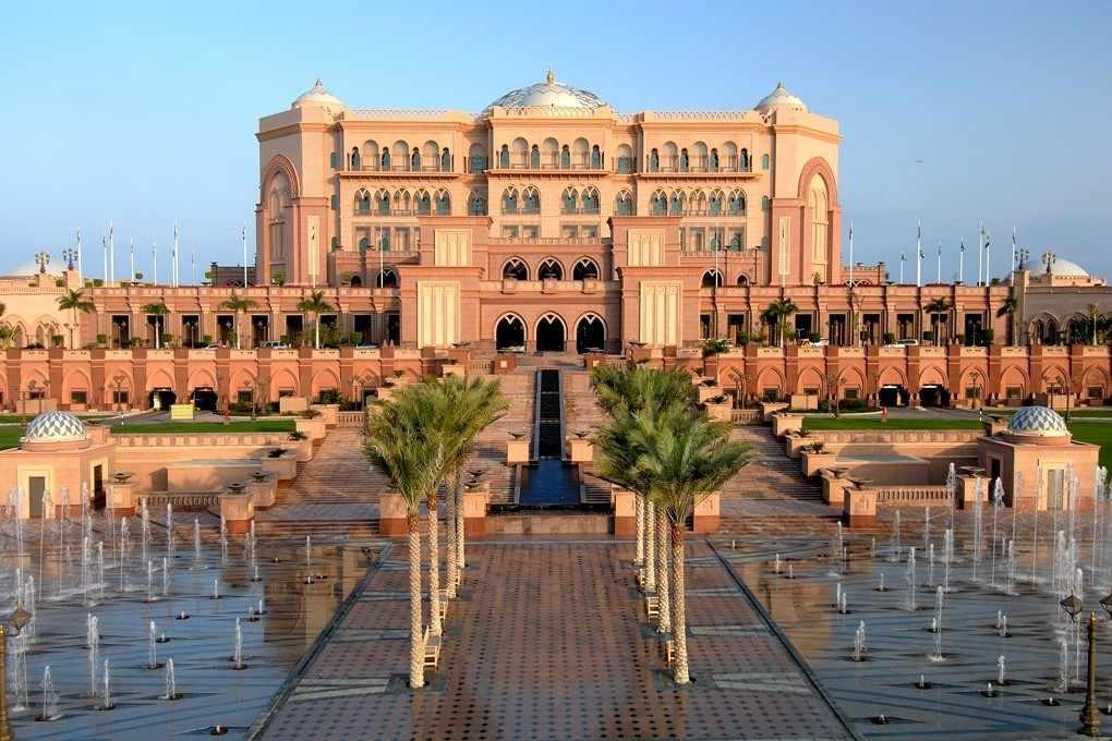 Birleşik Arap Emirlikleri: Tam Gün Abu Dabi Turu
