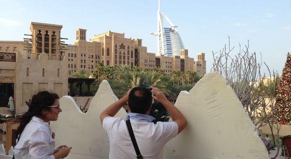 Burç Halife Biletiyle 1 Günlük Özel Dubai Turu