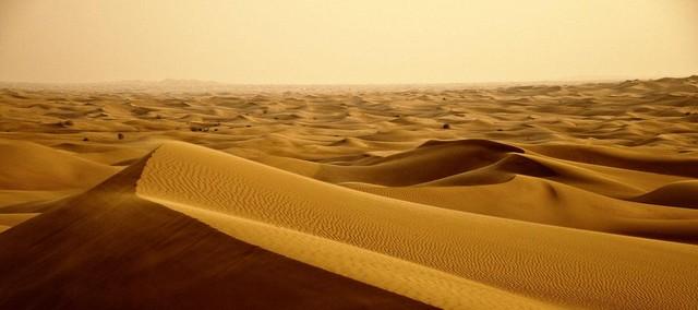 Dubai Şehir Turu ve Barbekülü Çöl Safarisi