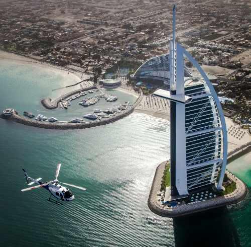 Dubai Helikopter Uçuşu: 22 Dakikalık Keşif Turu