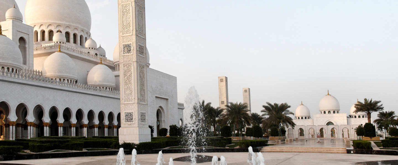 Dubai/Abu Dhabi'den 1 Günlük Abu Dhabi Gözdeleri Turu