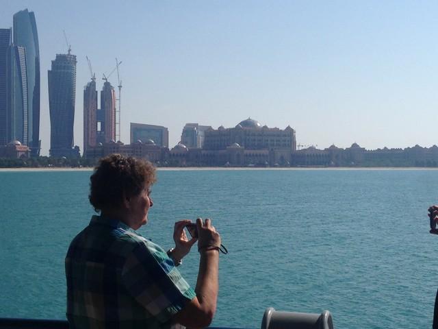 Dubai'den: Özel Tam Gün Abu Dabi Turu