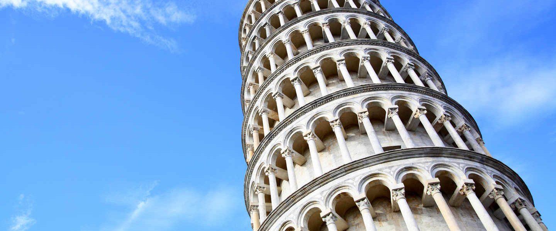 Eğik Pisa Kulesi: Floransa'dan Yarım Günlük Özel Tur