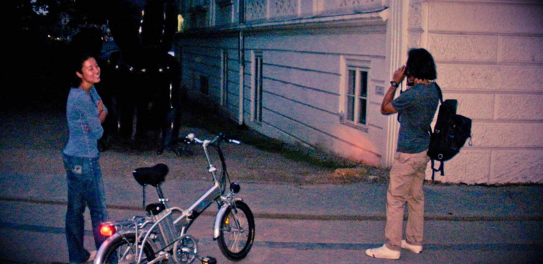 Elektrikli Bisiklet Turu - Romantik Gece Sürüşü