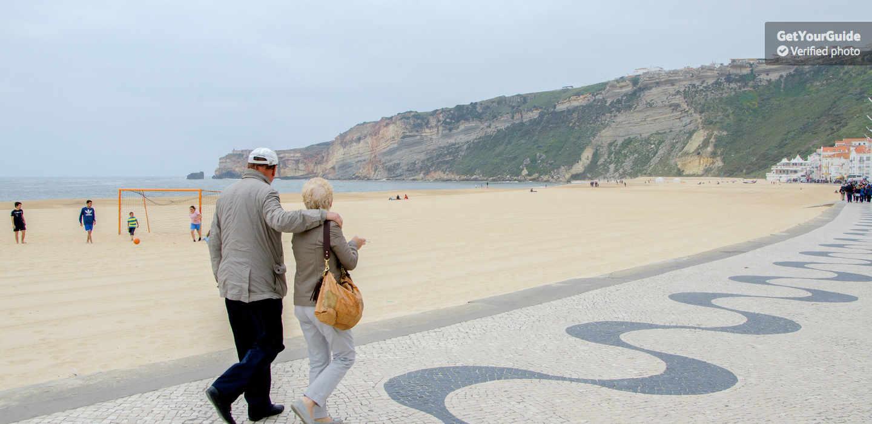 Günlük Tur:Lizbon'dan Fátima, Óbidos ve Atlantik Kıyısı