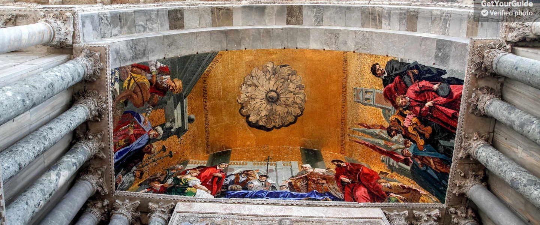 Hızlı Giriş: Doge's Palace ve San Marko Bazilikası Turu