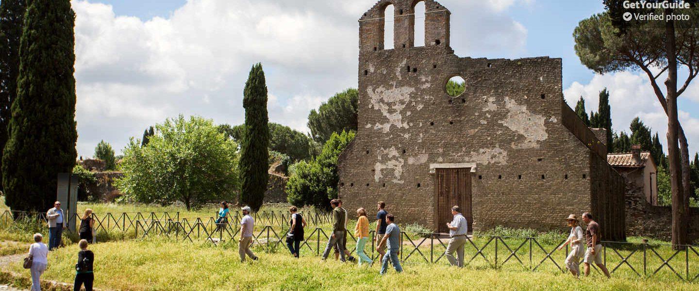 Katakomplar ve Appian Yolu - Roma'dan Günlük Gezi
