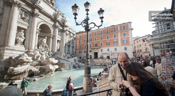 Klasik Roma: 3 Saatlik Sabah Turu