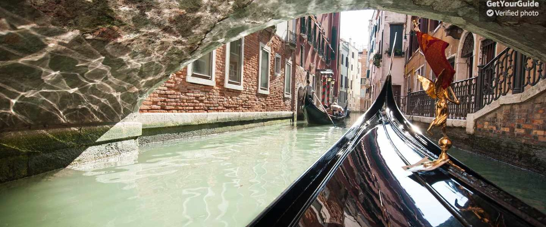 Klasik Venedig Gondol Turu