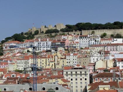Lizbon Özel 3 Saatlik Yürüyüş Turu