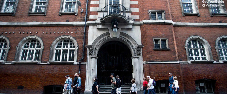 Londra'da Karındeşen Jack Yürüyüş Turu