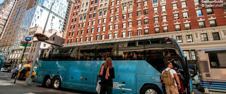 New York Şehri: 5,5 Saatlik Tur