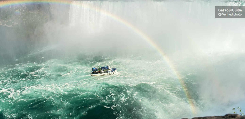 New York City'den Uçarak Niagara Şelalesi Günlük Turu
