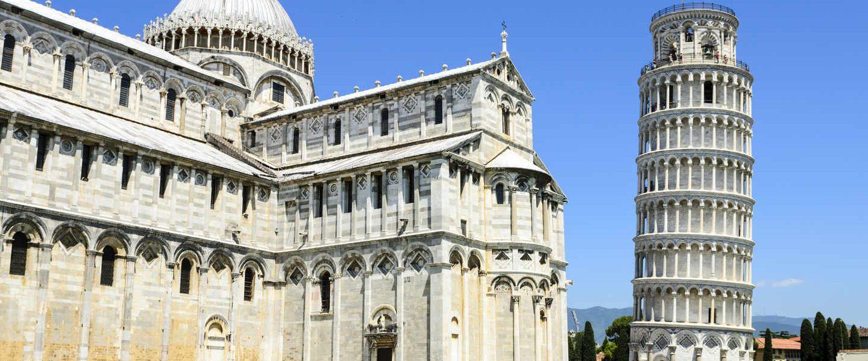 Pisa: Floransa'dan Yarım Günlük İkindi Turu