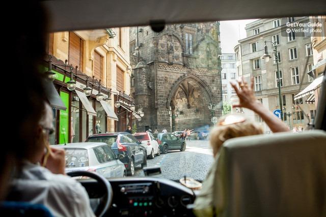 Prag Şehir Turu - Yaya ve Otobüsle