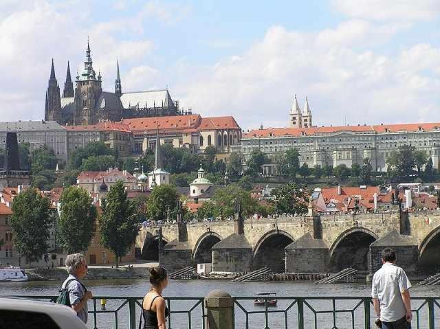 Prag Kalesi: Biletlerle 2,5 Saatlik Rehberli Tur