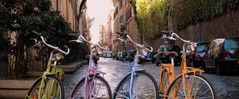 Roma: 3 Saatlik Klasik Bisiklet Turu