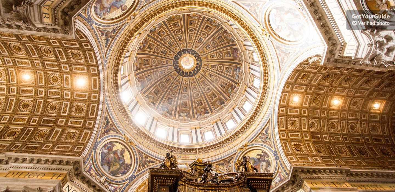 Roma: Hızlı Giriş ile Aziz Petrus Bazilikası Turu