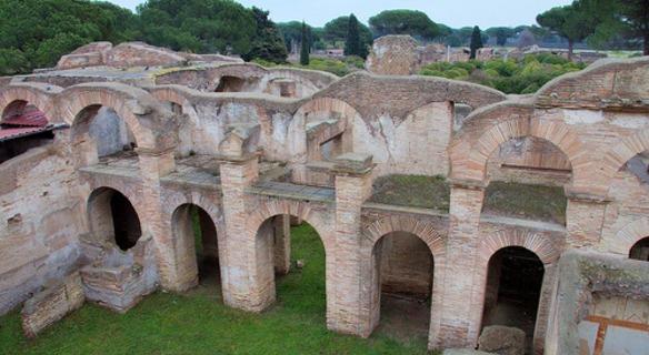 Roma: Ostia Antica - Yarım Günlük Tur
