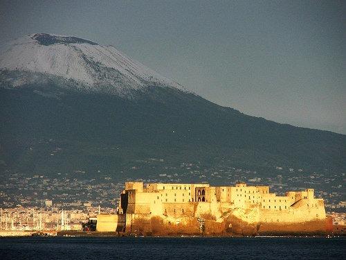 Roma'dan Naples ve Pompei'ye Günlük Tur