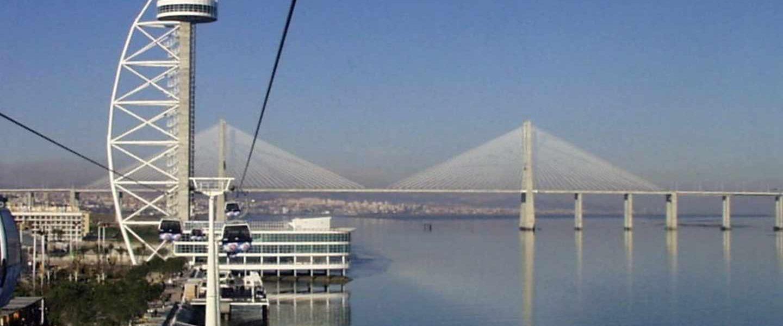 Tam Gün Lisbon Keşfi Manzara Turu