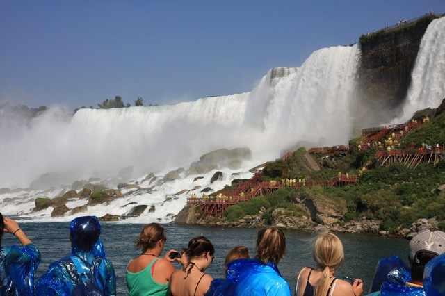 VIP Niagara Şelalesi New York-Uçakla Refakatli Gün Turu