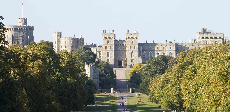 Windsor Kalesi ve London Eye - Yarım Günlük Tur