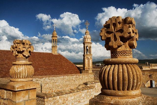 Mor-Gabriel-Manastırı