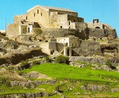mardin Mor Dimet Manastırı